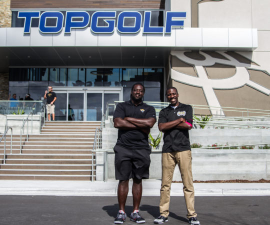 GTR: TopGolf Tee Off